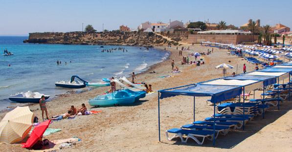 Playa Isla de Tabarca